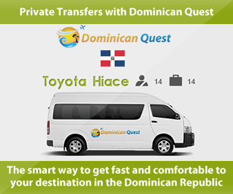 Dominican Quest - Private, Shared & Luxary Transfers, Tours, Flights Services Dominican Republic