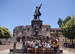 Excursions in Juan Dolio